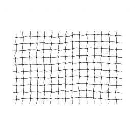 Netz schwarz PE 50 x 50 mm (Maschenweite) Flammschutz B1